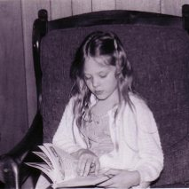little-cathy-reading